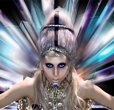 lady gaga born this way pictures from video. Lady Gaga#39;s #39;Born This Way#39;